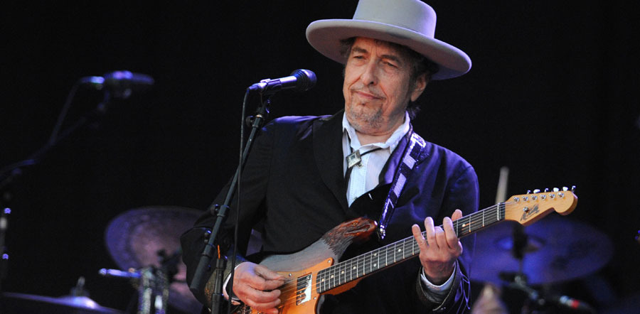 Bob Dylan tour dates