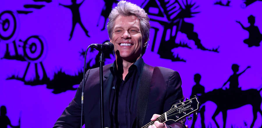 Bon Jovi tour dates