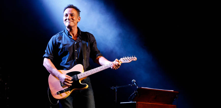 Bruce Springsteen tour dates
