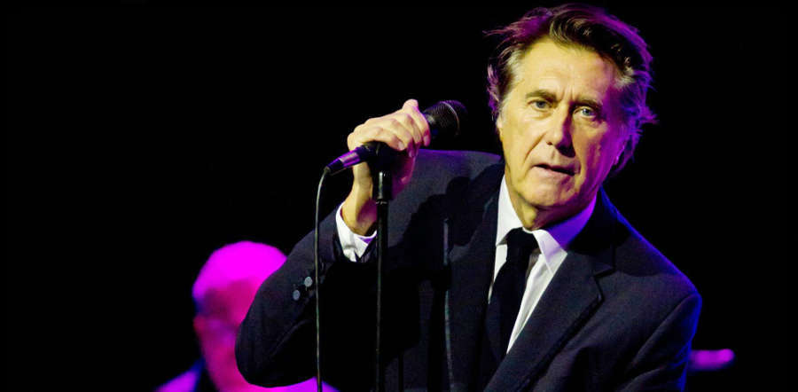 Bryan Ferry tour dates