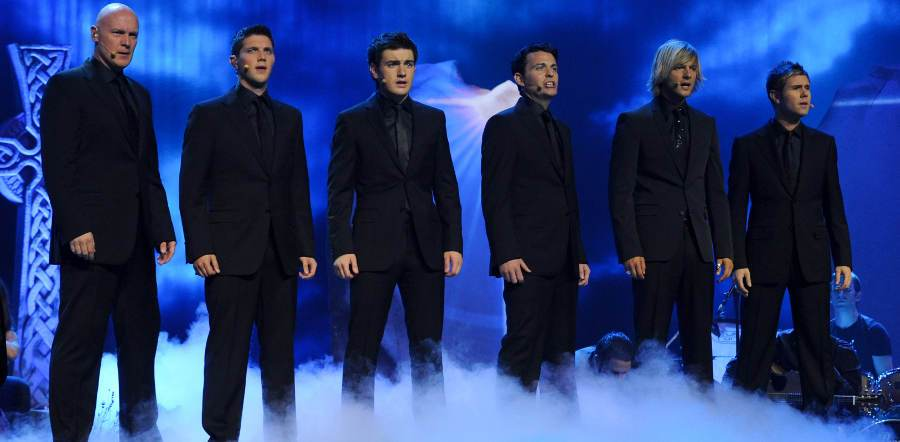 Celtic Thunder live