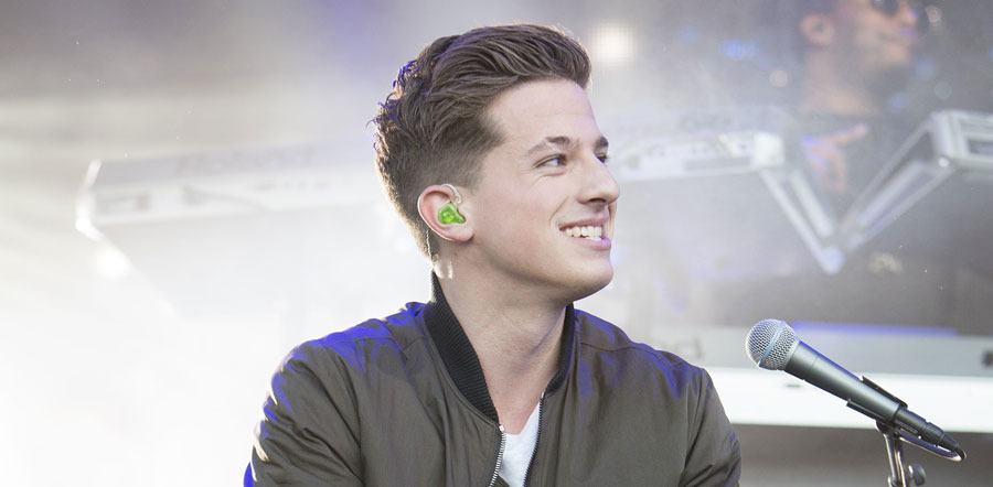 Charlie Puth tour dates