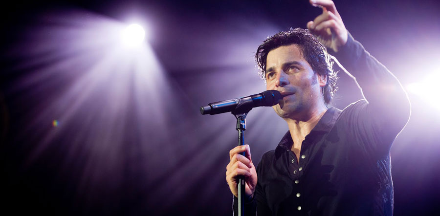 Chayanne tour dates