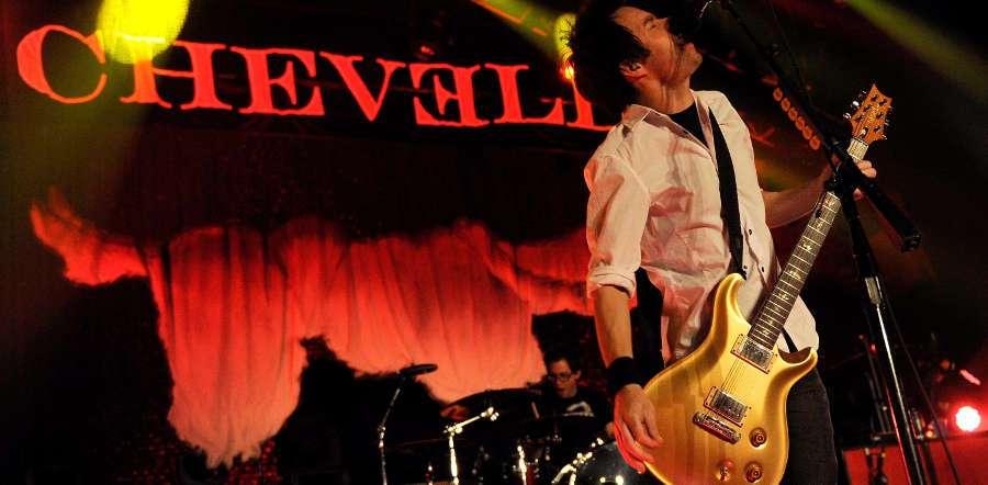 Chevelle tour dates
