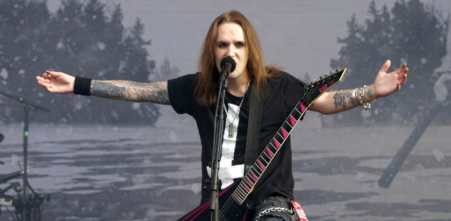 Children of Bodom tour dates