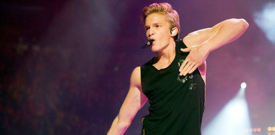 Cody Simpson tour dates