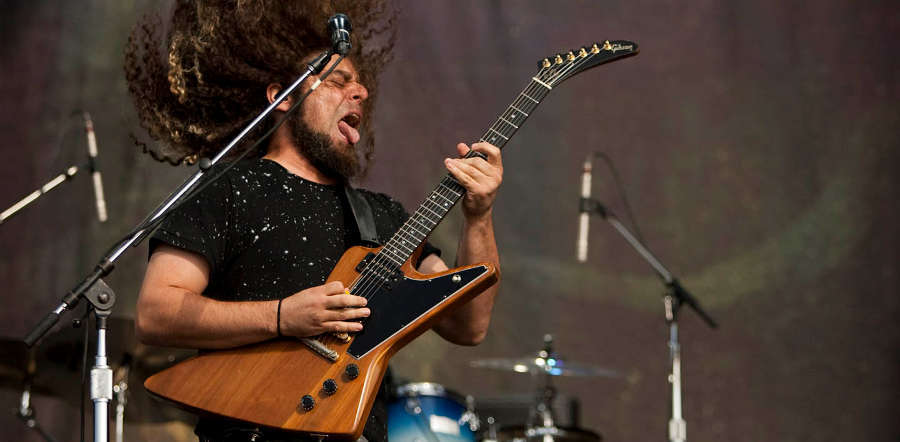 Coheed and Cambria live