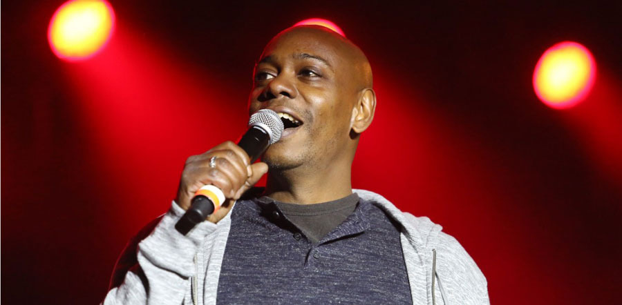 Dave Chappelle tour dates