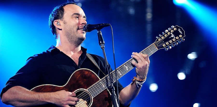 Dave Matthews tour dates