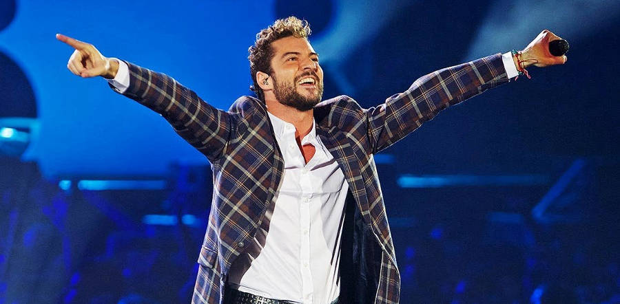 David Bisbal tour dates