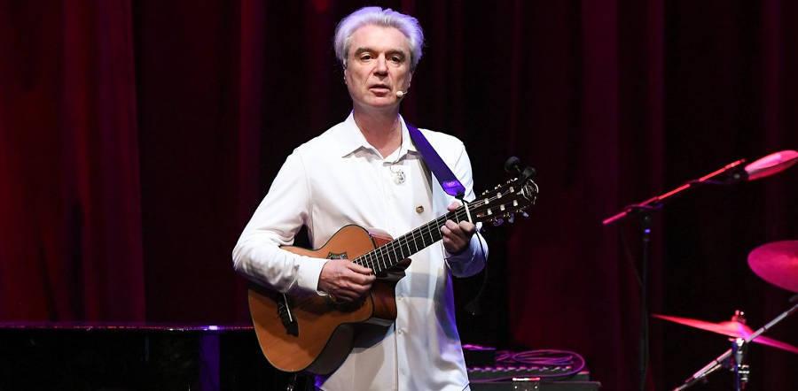 David Byrne tour dates