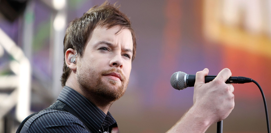 David Cook tour dates