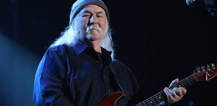 David Crosby tour dates
