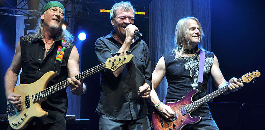 Deep Purple tour dates