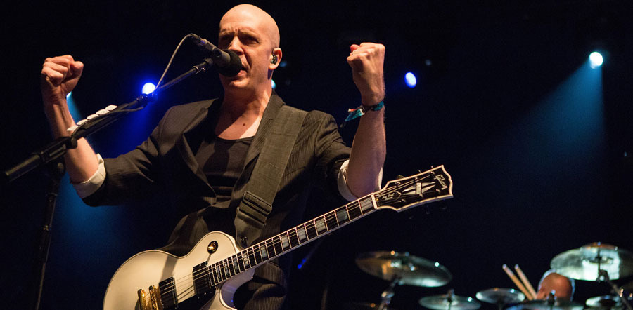 Devin Townsend tour dates