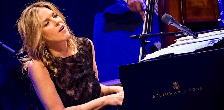 Diana Krall  Tour Dates