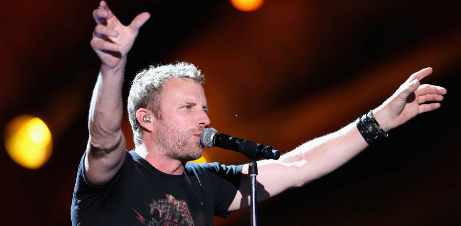Dierks Bentley tour dates