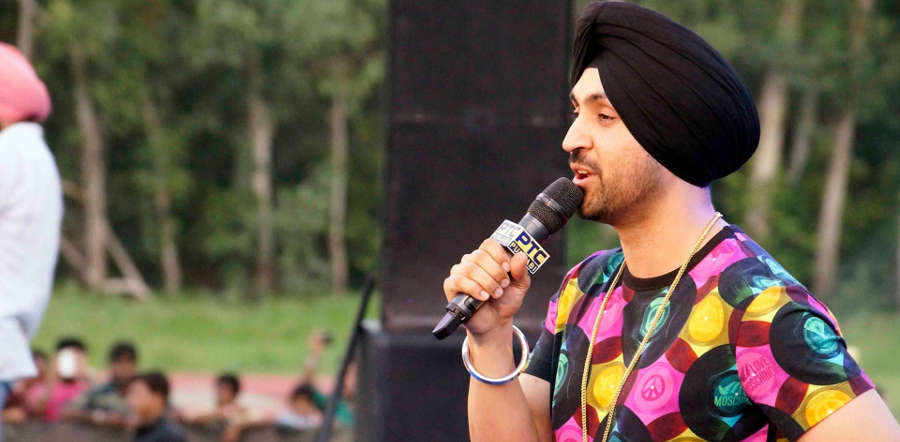 Diljit Dosanjh tour dates
