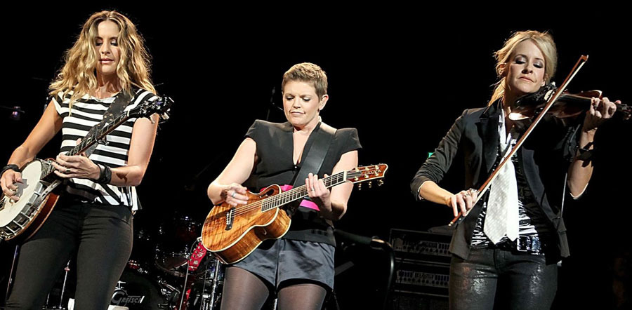 Dixie Chicks tour dates