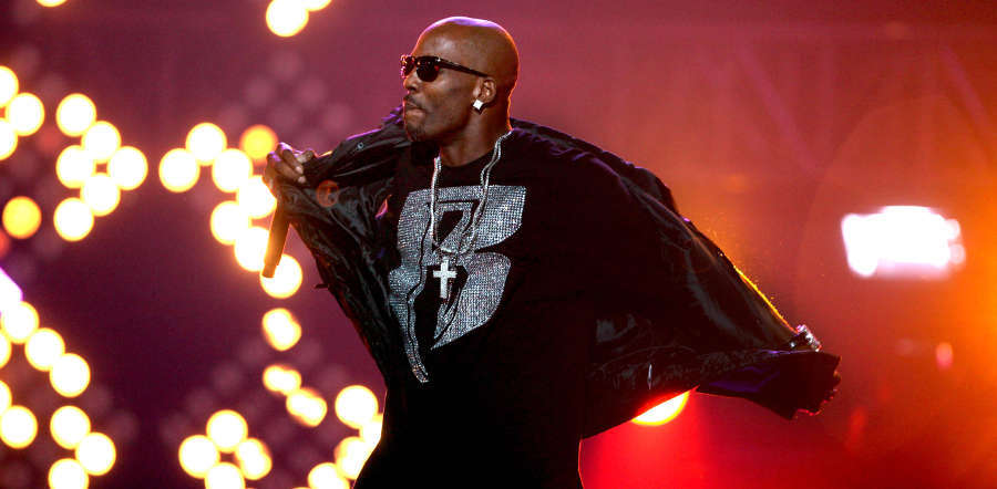 DMX tour dates