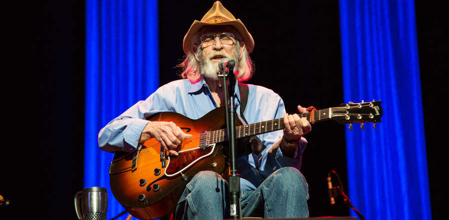 Don Williams tour dates