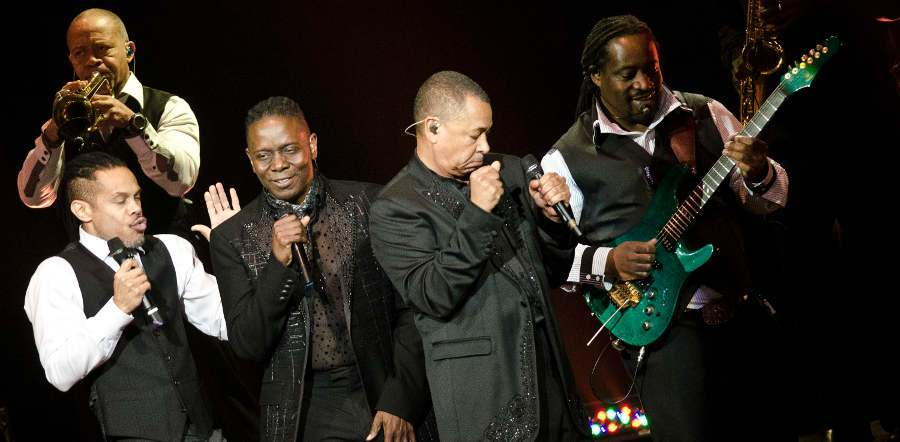 Earth, Wind and Fire tour dates
