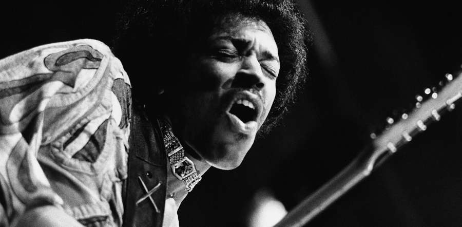 Experience Hendrix live
