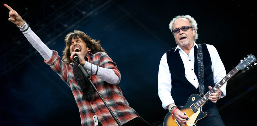 Foreigner tour dates