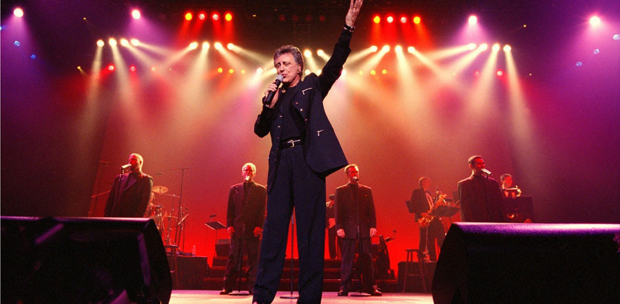 Frankie Valli tour dates