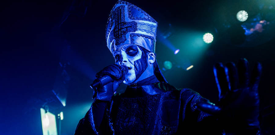 Ghost B.C. tour dates