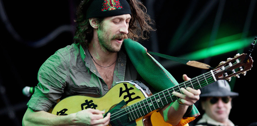 Gogol Bordello tour dates