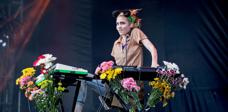 Grimes tour dates