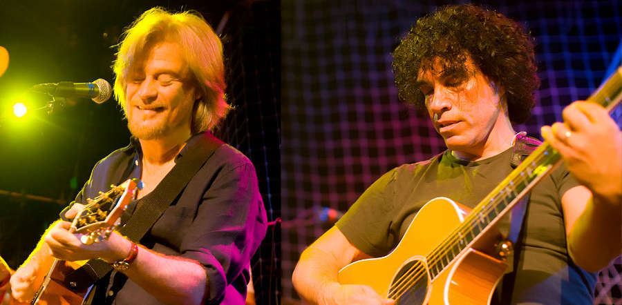 Hall and Oates tour dates