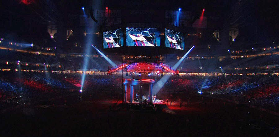 Houston Livestock Show And Rodeo live