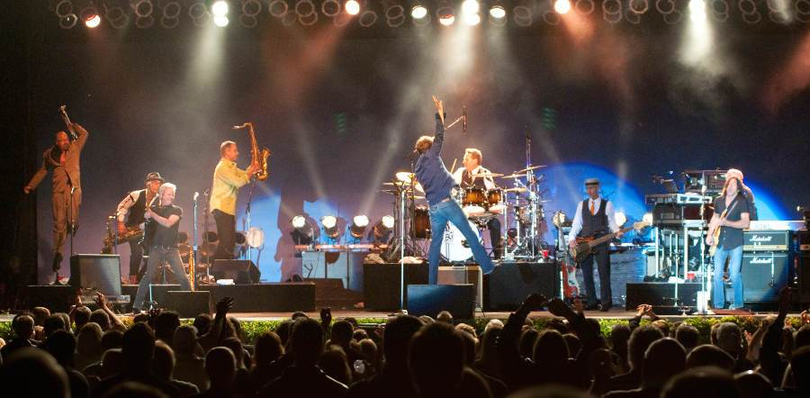 Huey Lewis and The News tour dates