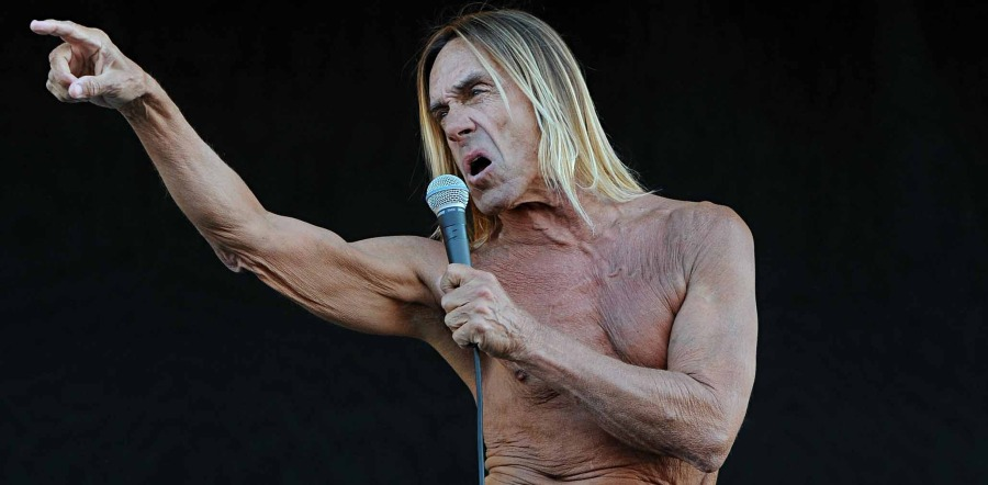 Iggy Pop tour dates