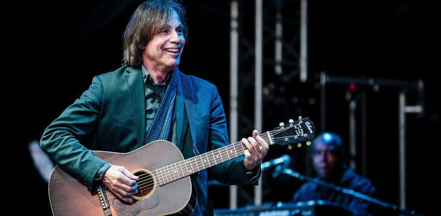 Jackson Browne tour dates