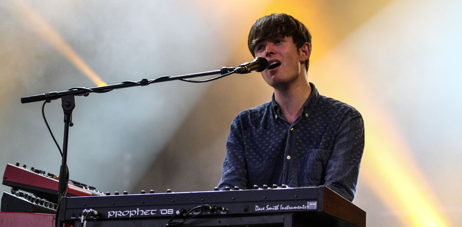 James Blake tour dates