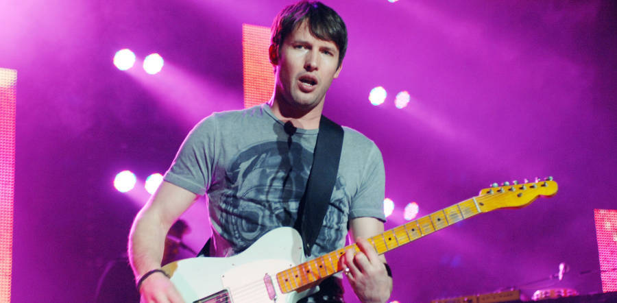 James Blunt tour dates