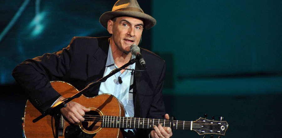 James Taylor tour dates