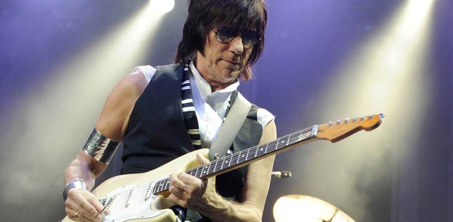 Jeff Beck tour dates