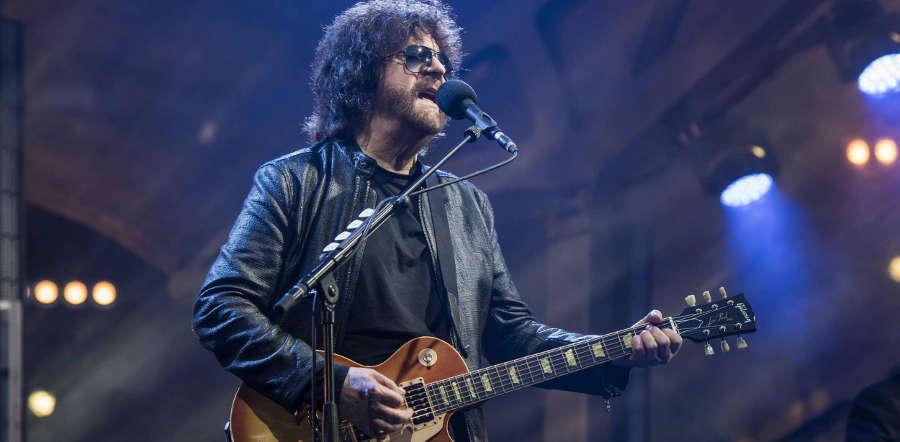 Jeff Lynne tour dates