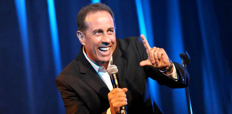 Jerry Seinfeld tour dates