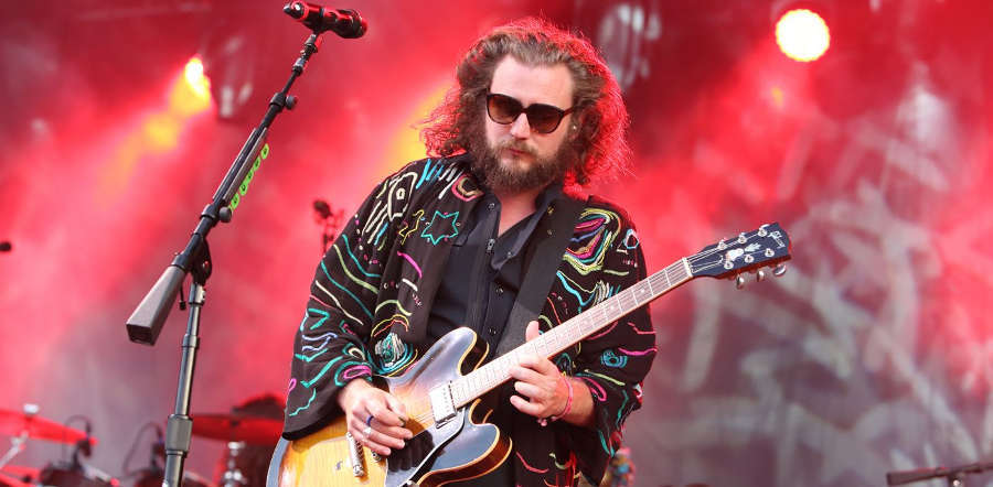 Jim James tour dates
