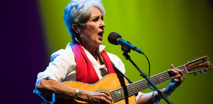 Joan Baez tour dates