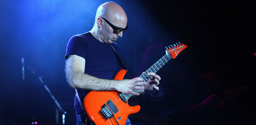 Joe Satriani tour dates