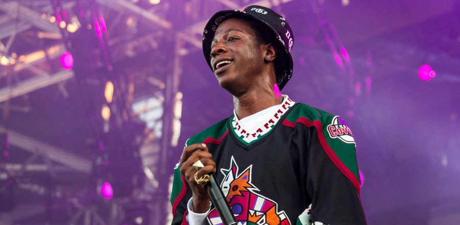Joey Bada$$ tour dates