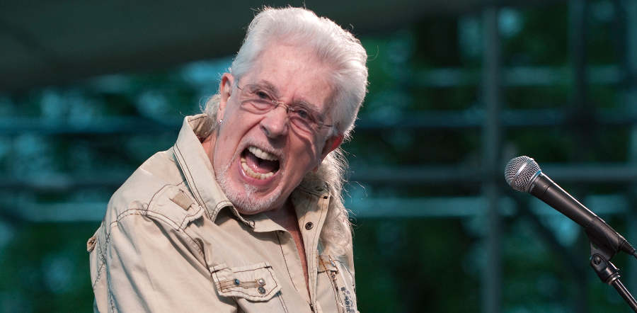 John Mayall tour dates