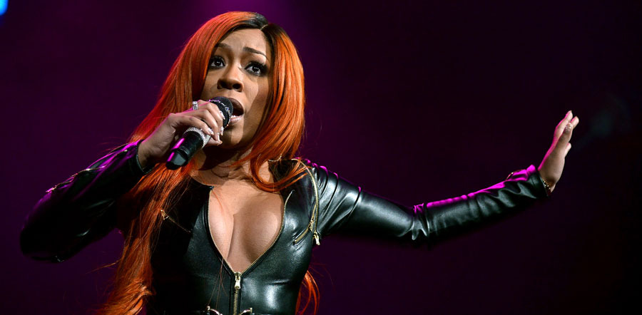 K. Michelle tour dates