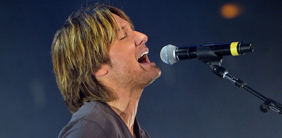 Keith Urban tour dates